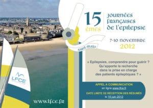 l'épilepsie 2012 à Saint Malo