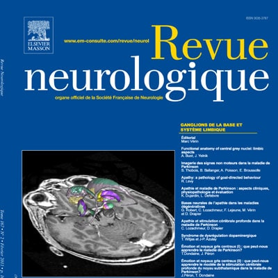 La Revue Neurologique INCR EA 4712
