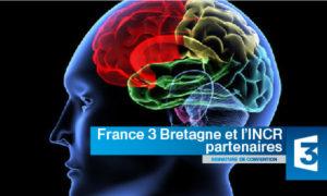 France 3 Bretagne et l'INCR